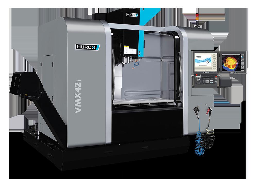 Hurco - D and R Machinery - Arizona CNC Machine Tools