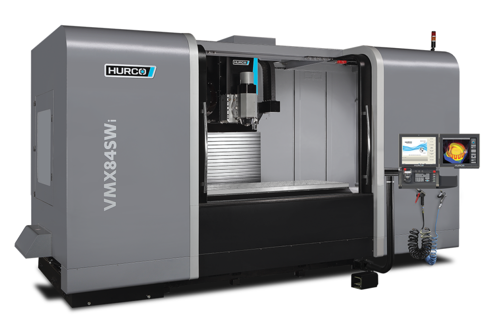Hurco VMX84SWi - D and R Machinery - Arizona CNC Machine Tools